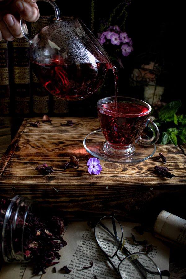 Čaj, káva, kakao